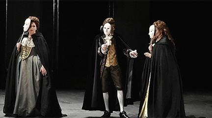 lirica  ABAO OLBE pone en escena Don Giovanni, de Mozart