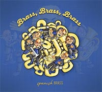 cdsdvds  Brass Brass Brass: Espectáculo de luces y metales