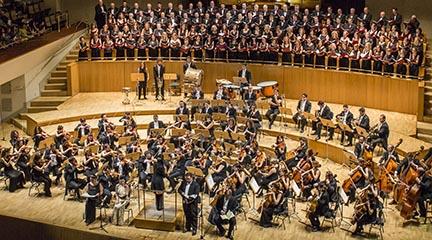 clasica  La Orquesta Metropolitana de Madrid y Coro Talía alrededor de Mahler