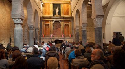 clasica  Ciclo de Música de Cámara en la antigua Iglesia de San Sebastián
