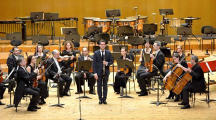 clasica  La Real Filharmonía de Galicia, de Schumann y Schubert a Kurt Schwertsik