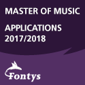 Master música FONTYS