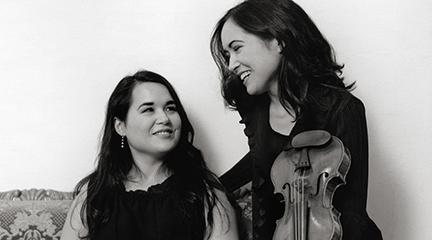 clasica  El universo de las Sonatas para violín, de Beethoven, con Viviane y Nicole Hagner, en el ciclo de La Filarmónica