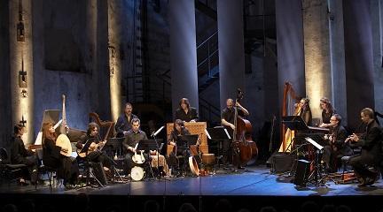 festivales  Festival Pórtico de Zamora, música medieval y barroca bajo el titulo Quince