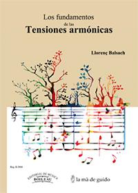 libros  Llorenç Balsach: una reflexión sobre las tensiones y distensiones musicales