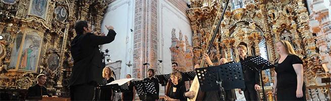 antigua  Música sacra para acompañar la Semana Santa en Madrid