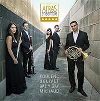 cdsdvds  Airas Ensemble presenta su primer CD