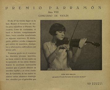 mas madera  Música callada. 8 de marzo, Día Internacional de la Mujer