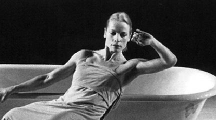 contemporanea danza  Danza con Sussanne Linke y Rui Horta organizado por Goethe Institut Madrid