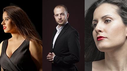 lirica  La del manojo de rosas en versión concierto con jóvenes intérpretes, dentro de la temporada de A+música