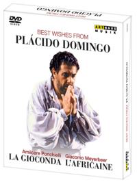 cdsdvds  De cuando Plácido era tenor