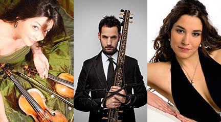 antigua  Concierto en el Palacio Real de Aranjuez por el Día de la Música Antigua