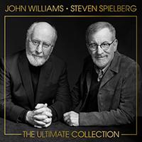 cdsdvds  Steven Spielberg y John Williams juntos en una colección de 3 CD y un DVD
