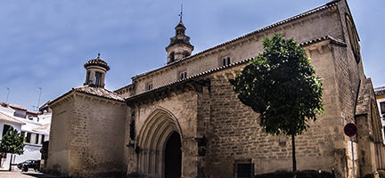 Iglesia de la Magdalena. Córdoba