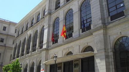 actualidad de centros  Puertas abiertas y pruebas de admisión para el Real Conservatorio Superior de Música de Madrid