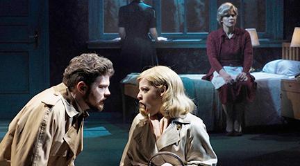 lirica  Los Teatros del Canal presentan Le malentendu, ópera de cámara con música de Fabián Panisello