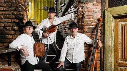 musicas del mundo  Traveler: La música klezmer de Kroke en gira por España