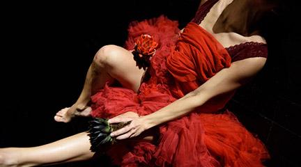 contemporanea danza  Olga Pericet estrena en Madrid La espina, dirigida por Carlota Ferrer