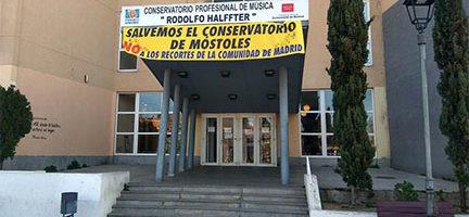 CPM Rodolfo Halffter de Móstoles