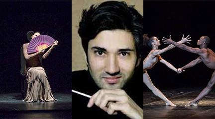 María Pagés. David Afkham y Het Nationale Ballet