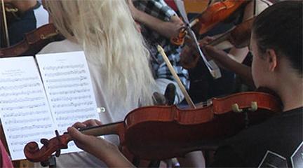 cursos de verano 2017  Curso Hagamos música Miranda de Ebro