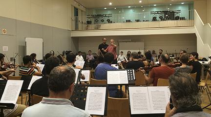 cursos de verano 2017  XI Curso Internacional de Dirección de Orquesta Antoni Ros Marbà