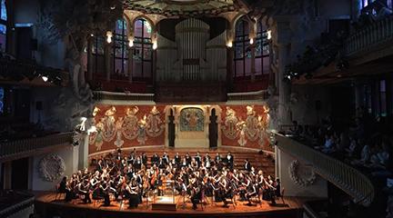 notas al reverso  Berlioz, Schumann i el canvi dhora al Palau de la Música