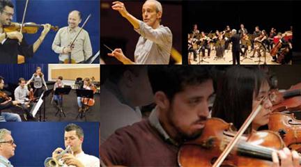 cursos  Curso avanzado de Especialización Orquestal 2017 18