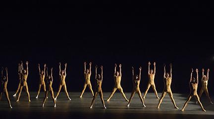 contemporanea danza  La Compañía Nacional de Danza invita a una noche con Forsythe