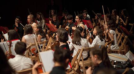 cursos  Encuentro de violín y viola