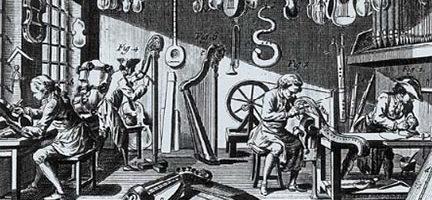 Denis Diderot. Enciclopedia 1751
