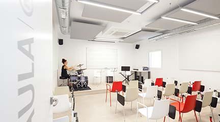 actualidad de centros  Jornada de puertas abiertas en Taller de Músics Escuela Superior de Estudios Musicales