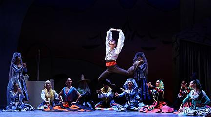 espanola  El Ballet Nacional de España homenajea a Ruiz Soler en el Palau de les Arts