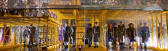 temporadas  El Teatro Real mira a las fronteras de la ópera en su próxima temporada