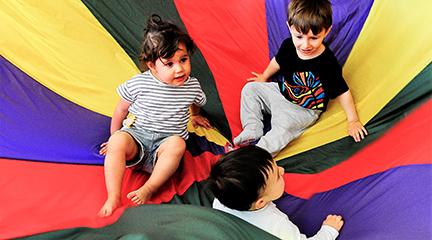cursos  Curso de formación de profesorado de niños de 0 a 6 años con Wendy Valerio