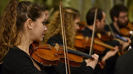 actualidad de centros  Pruebas de acceso del Conservatorio Superior de Música de Castilla y León