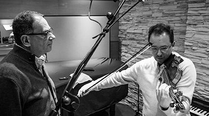 contemporanea  Jorge Grundman estrena Shoáh en la Sinagoga del Tránsito de Toledo