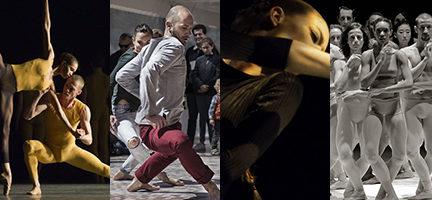 Compañía Nacional de Danza. Abril en danza de Elche. CSDMA. Ballet de Marsella