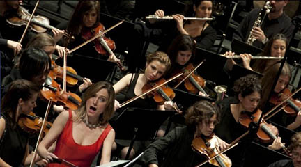 lirica  El Réquiem, de Mozart suena con alumnos del RCSMM y de la Escuela Superior de Canto