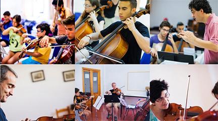 cursos de verano 2017  VII Campamento Musical y Cursos de Interpretación DaCapo