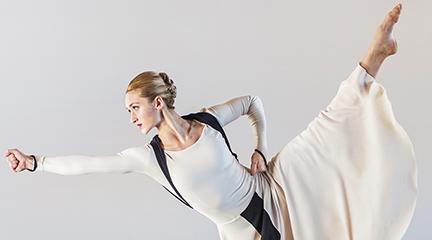 contemporanea danza  Martha Graham Dance Company baila en el Teatro Arriaga