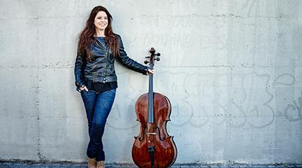 internacional  La violonchelista Beatriz Blanco abre el Festival Schumann