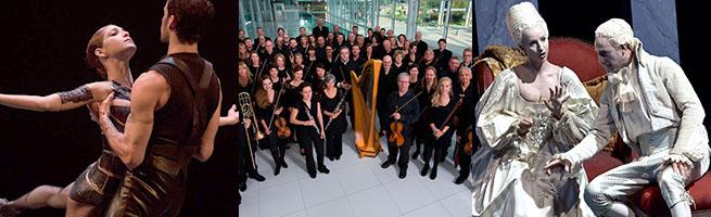 festivales  78 Quincena Musical de San Sebastián con grandes orquestas internacionales, coros, ópera o danza