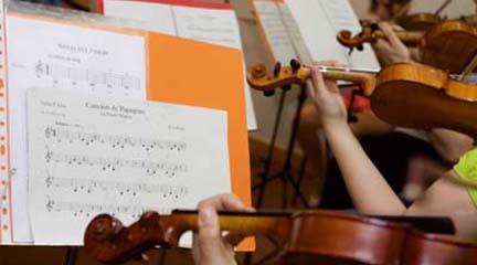 cursos de verano 2017  Taller de orquesta de elviolin.com