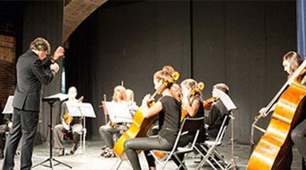 cursos de verano 2017  VI Curso Internacional de directores de Orquesta del Escorial