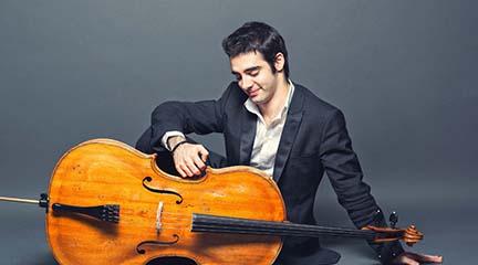 cursos de verano 2017  Clases magistrales de violonchelo con Pablo Ferrández