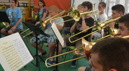 cursos de verano 2017  VI International Summer Brass Festival Alicante 2017