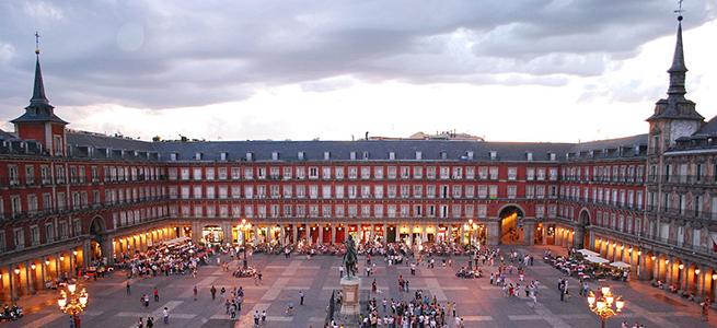lirica  Concierto para celebrar el IV Centenario de la Plaza Mayor