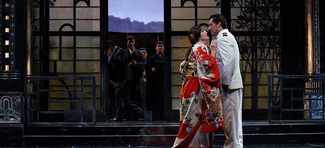 Madama Butterfly © Javier del Real