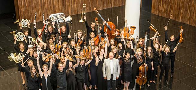 Joven Orquesta Sinfónica Ciudad de Moscú